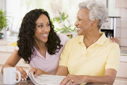 A 4-Point Guide in Caring for an Aging Parent at Home